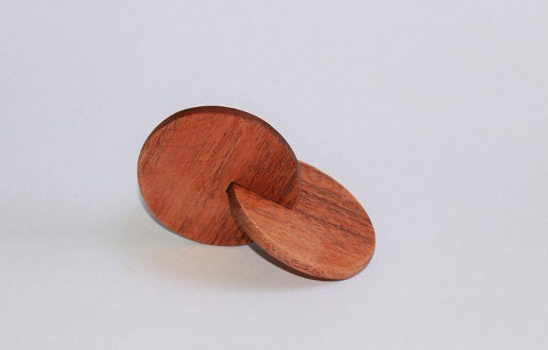 Interlocking Discs - Thasvi Shop for wide range of Wooden Toys
