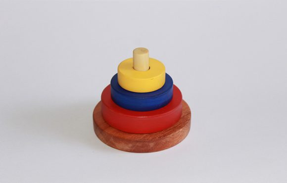 Primary Colours Stacker