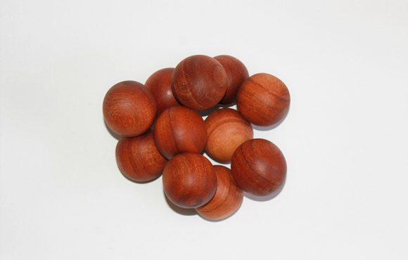 Wooden Clasping Beads