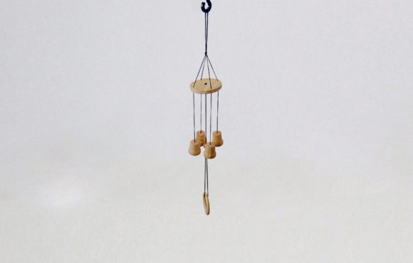 Bell Chimes Mobile - Wooden toys for Infants
