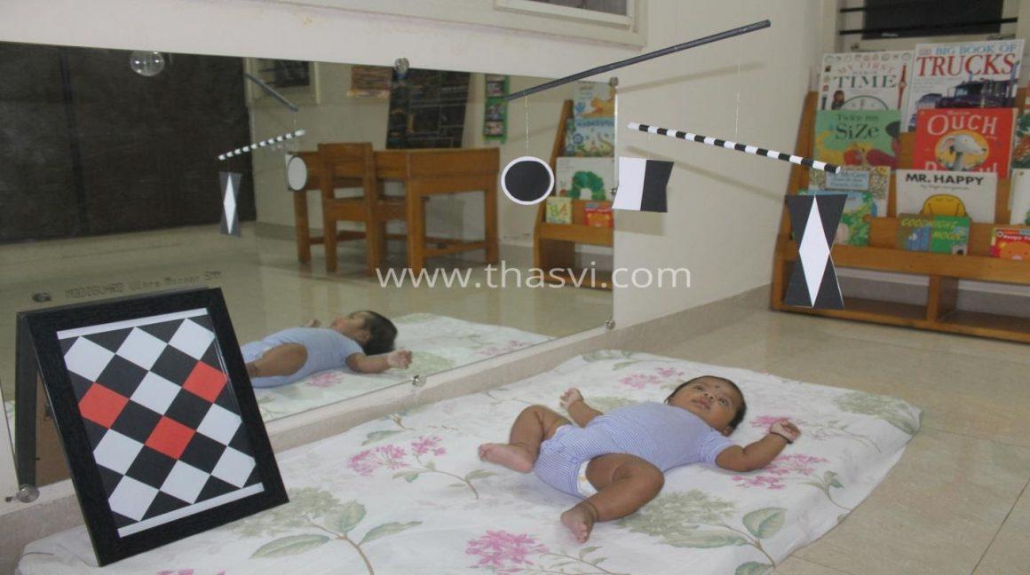 Montessori from Birth: Month 1