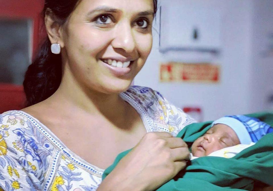 Breast Feeding a Preterm Baby